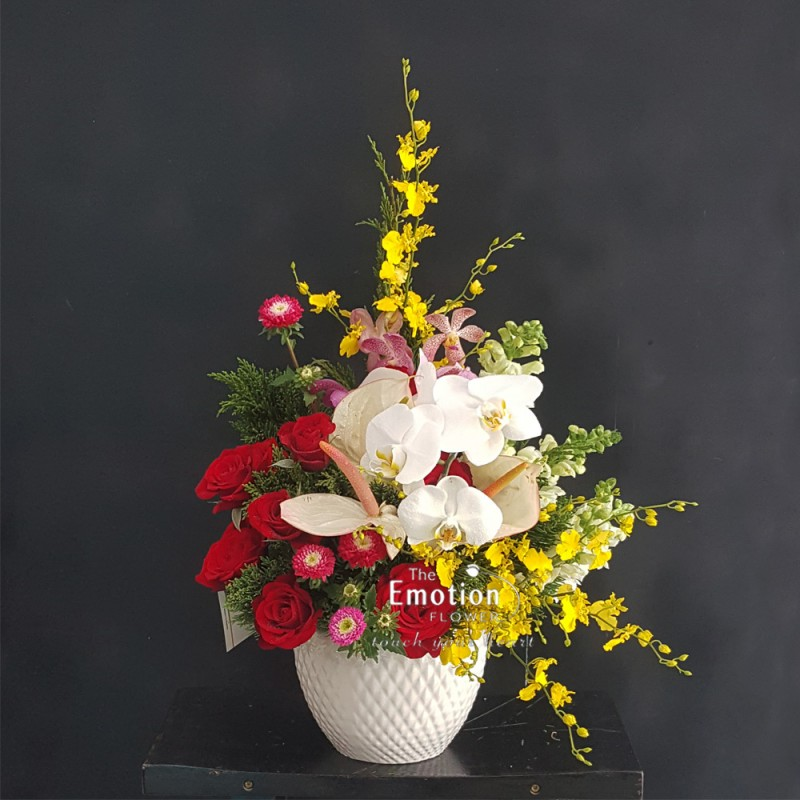 Bình hoa TEF_BI036
